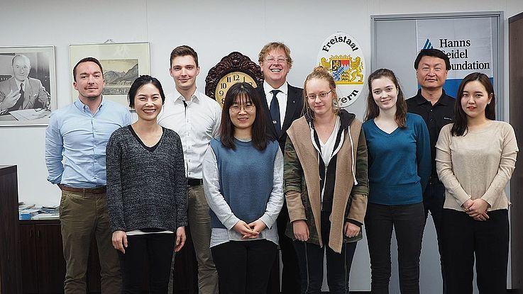Praktische Erfahrungen sammeln in Südkorea - HSS bietet neues Praktikum an