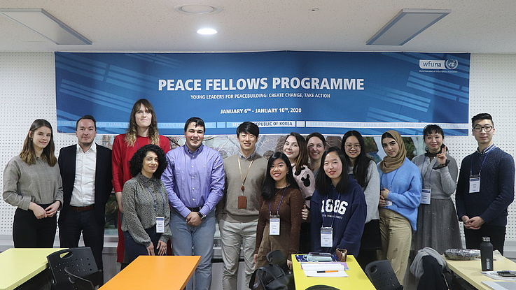 WFUNA Peace Fellows Programme