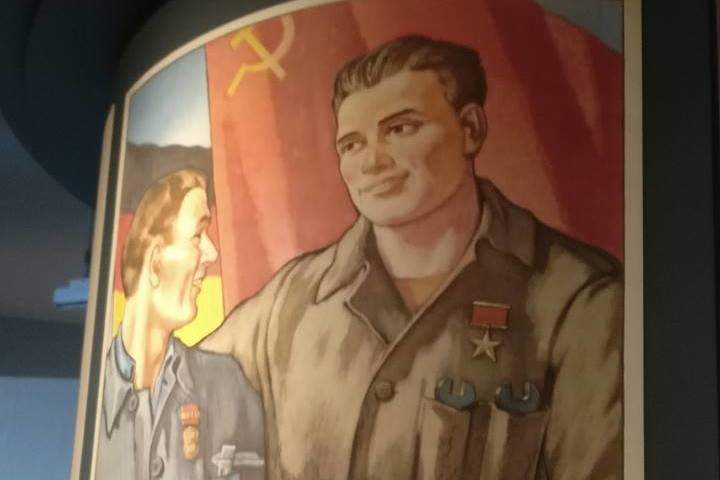 Socialist Art can be found in North Korea until today