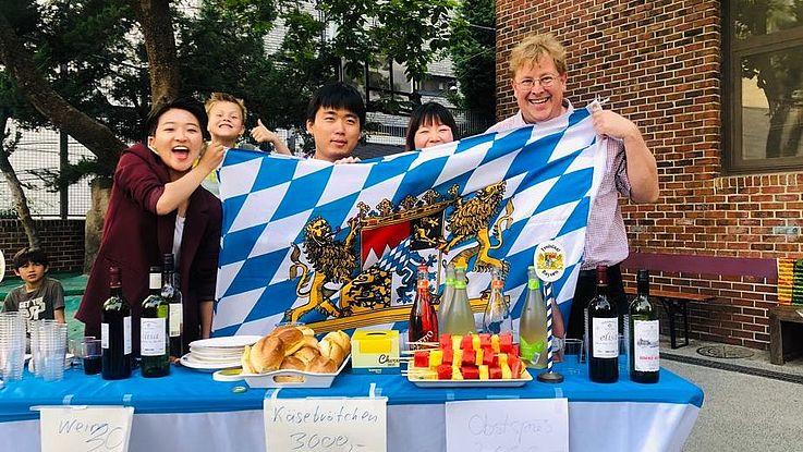German Charity Gemeindefest