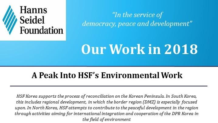 Einblick in die Umwelttätigkeiten der HSS