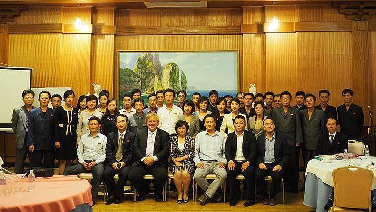 5. Internationales Forstwirtschaftsseminar – Erfahrungen über Forstwirtschaft in der Mongolei teilen
