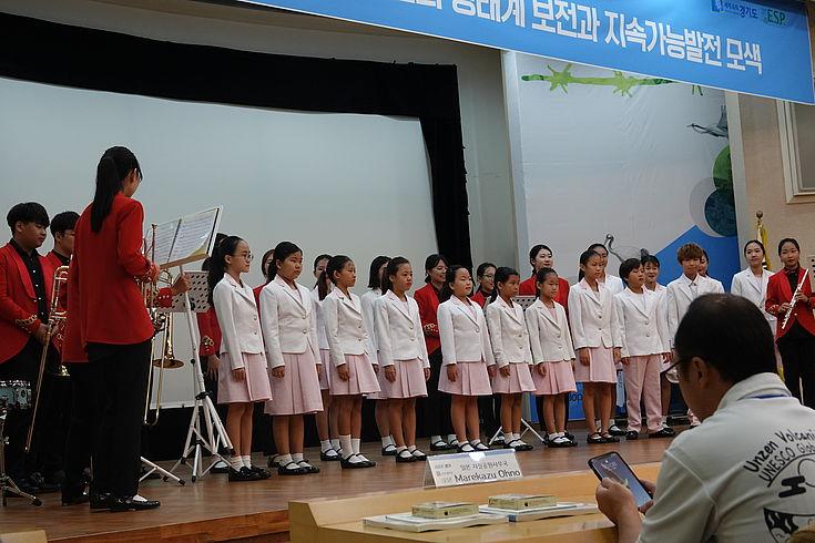 Yeoncheon County Student Choir