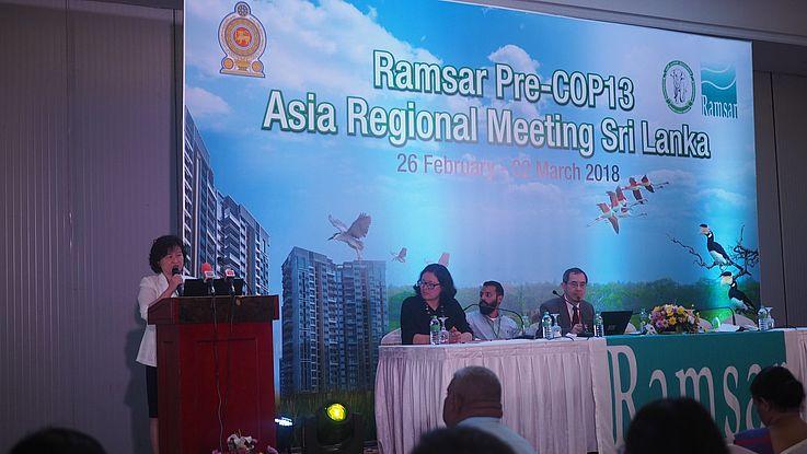 습지의 보전과 현명한 이용을 위한 아시아의 협력
