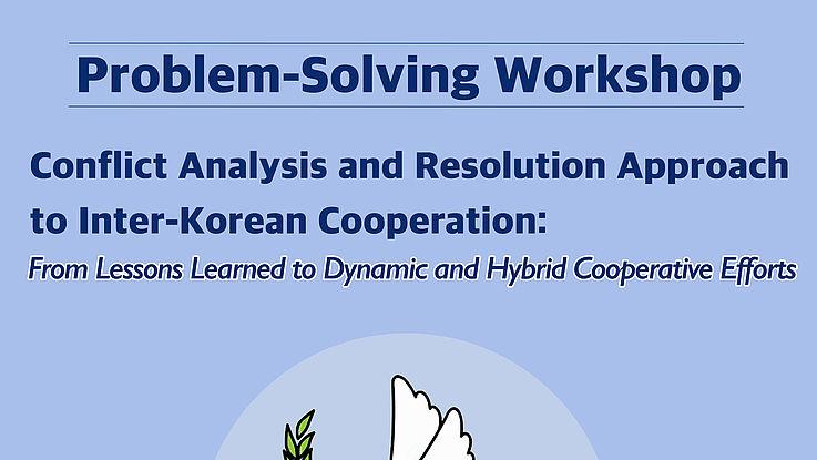 Workshop zur Konfliktlösung im Asiatischen Raum