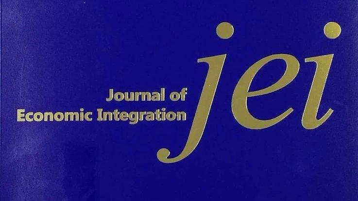 Neue Ausgabe des Journal of Economic Integration (Vol. 34 No. 1) erschienen