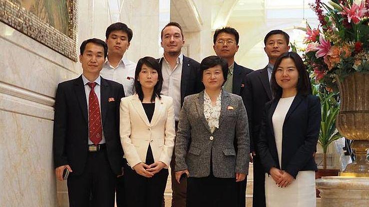 2017년 한스자이델 재단 한국 사무소의 활동