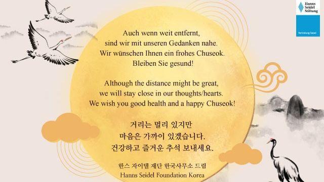 Chuseok Wishes 2021