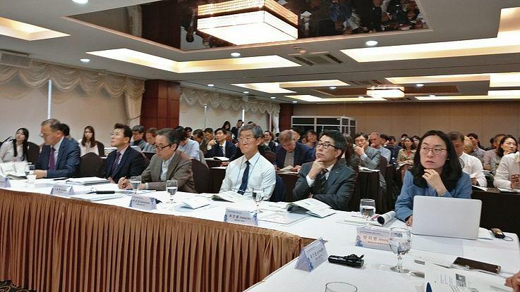 Innerkoreanische Zusammenarbeit an Meeres- und Küstenökosystemen