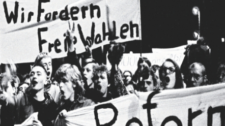 DMZ 박물관, 독일 통일 30주년 전시회 개막
