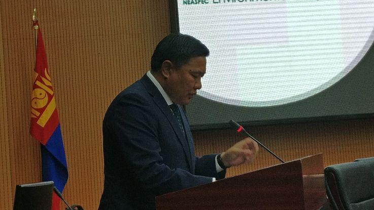 23rd Senior Officials Meeting of NEASPEC in Ulan-Bator