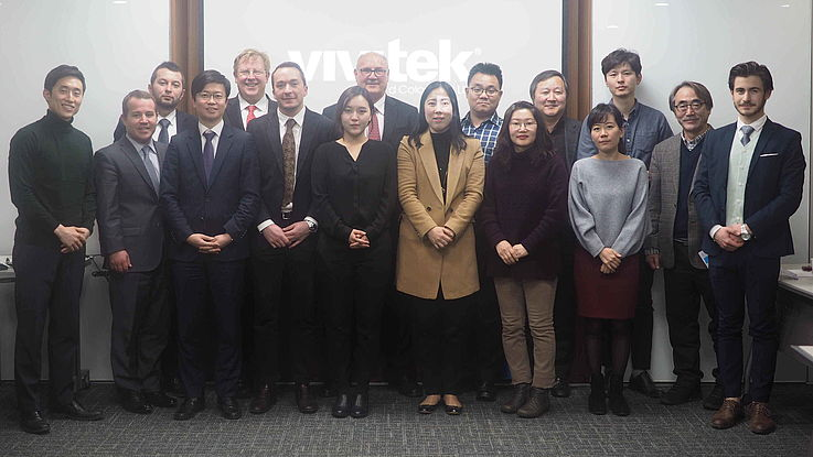 Workshop mit dem südkoreanischen Umweltministerium