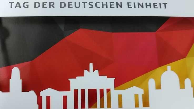 German National Day Celebration