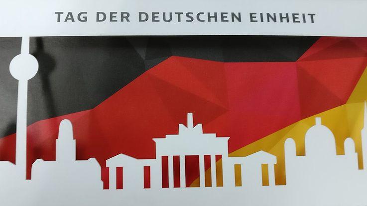 German National Day Celebration
