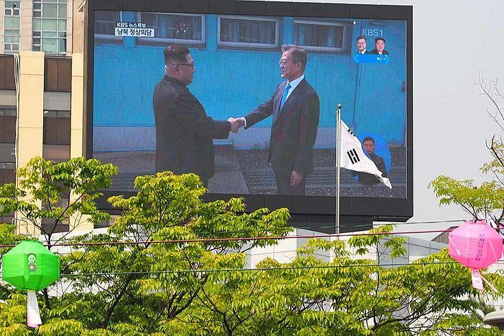 Wird sich Nordkorea wirklich seine Nuklearwaffen abverhandeln lassen? Was wird das nordkoreanische Militär dazu sagen?