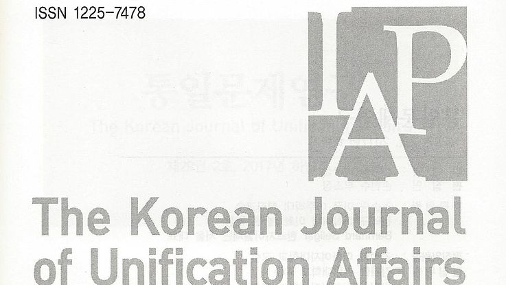 The Korean Journal of Unification Affairs (Vol. 29 No. 2)