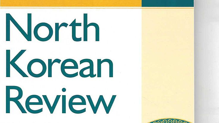 North Korean Review Autumn 2018 (Volume 14, No. 2) and Spring 2019 (Volume 15, No. 1)