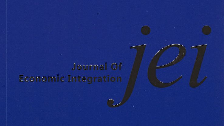Neue Ausgabe des Journal of Economic Integration (Vol. 32, No. 2) erschienen