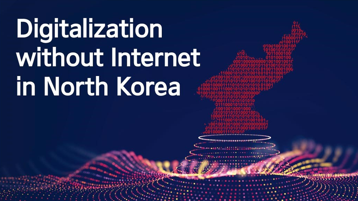 Digitalization without Internet in North Korea