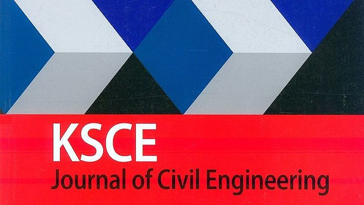 Neue Publikation im KSCE Journal of Civil Engineering